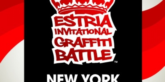 The 5th Annual Estria Invitational Graffiti Battle To Take Place In New York, Los Angeles, Honolulu and Oakland