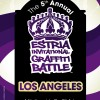 LA Battle at Crewest Gallery!