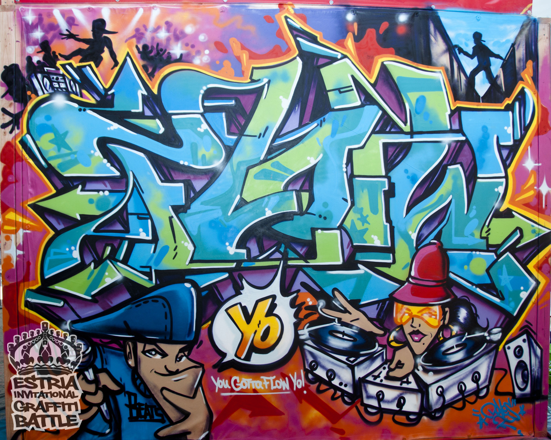 bboy graffiti graffiti sample